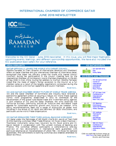 ICC-Qatar-March-June-Newsletter