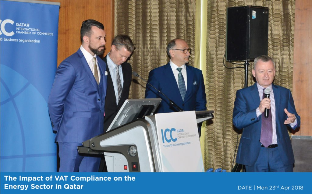 The Impact of VAT Compliance on the Energy Sector in Qatar | 23rd Apr 2018