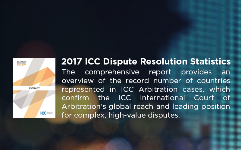 ICC Court releases full statistical report for 2017