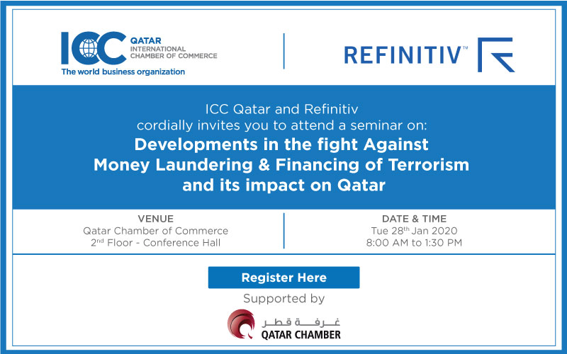 Developments in the fight Against Money Laundering &  Financing of Terrorism and its impact on Qatar.