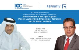 ICC Qatar to hold seminar on fighting money laundering, terror financing